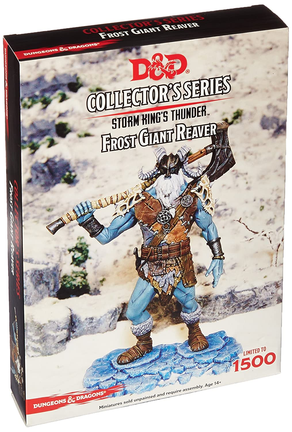 GaleForce Nine GF971054 Dungeons & Dragons Storm Kings Thunder Figurine géant de Glace