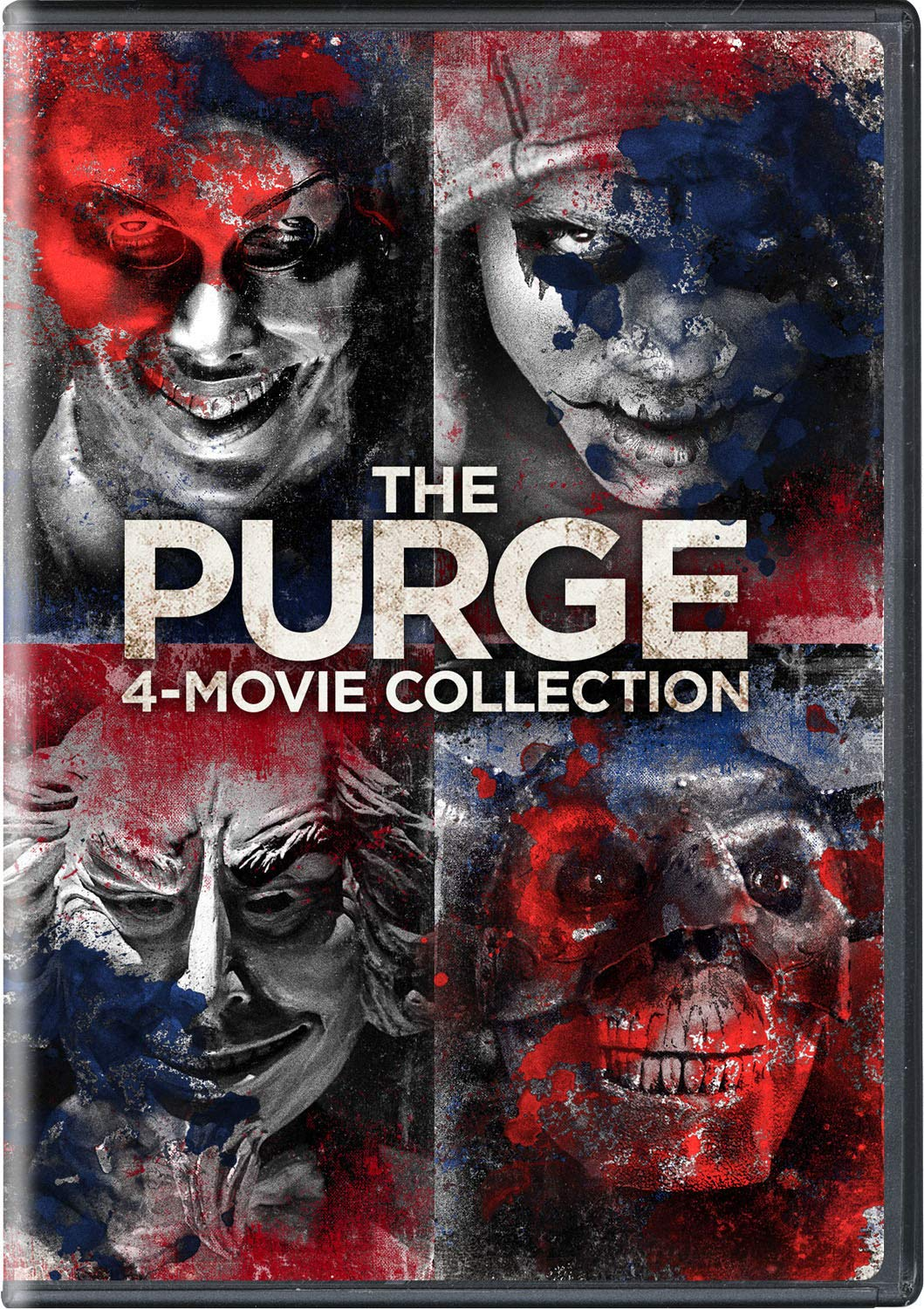 Amazon.com: The Purge: 4-Movie Collection: Ethan Hawke, Frank ...