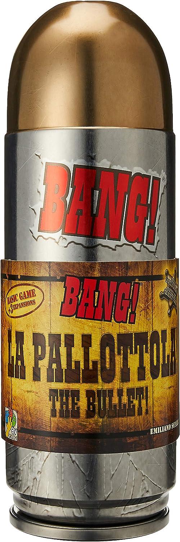 Bang! La bala - Juego de cartas [Importado]