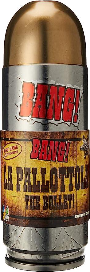 Bang! La bala - Juego de cartas [Importado]: Amazon.es: Juguetes y juegos