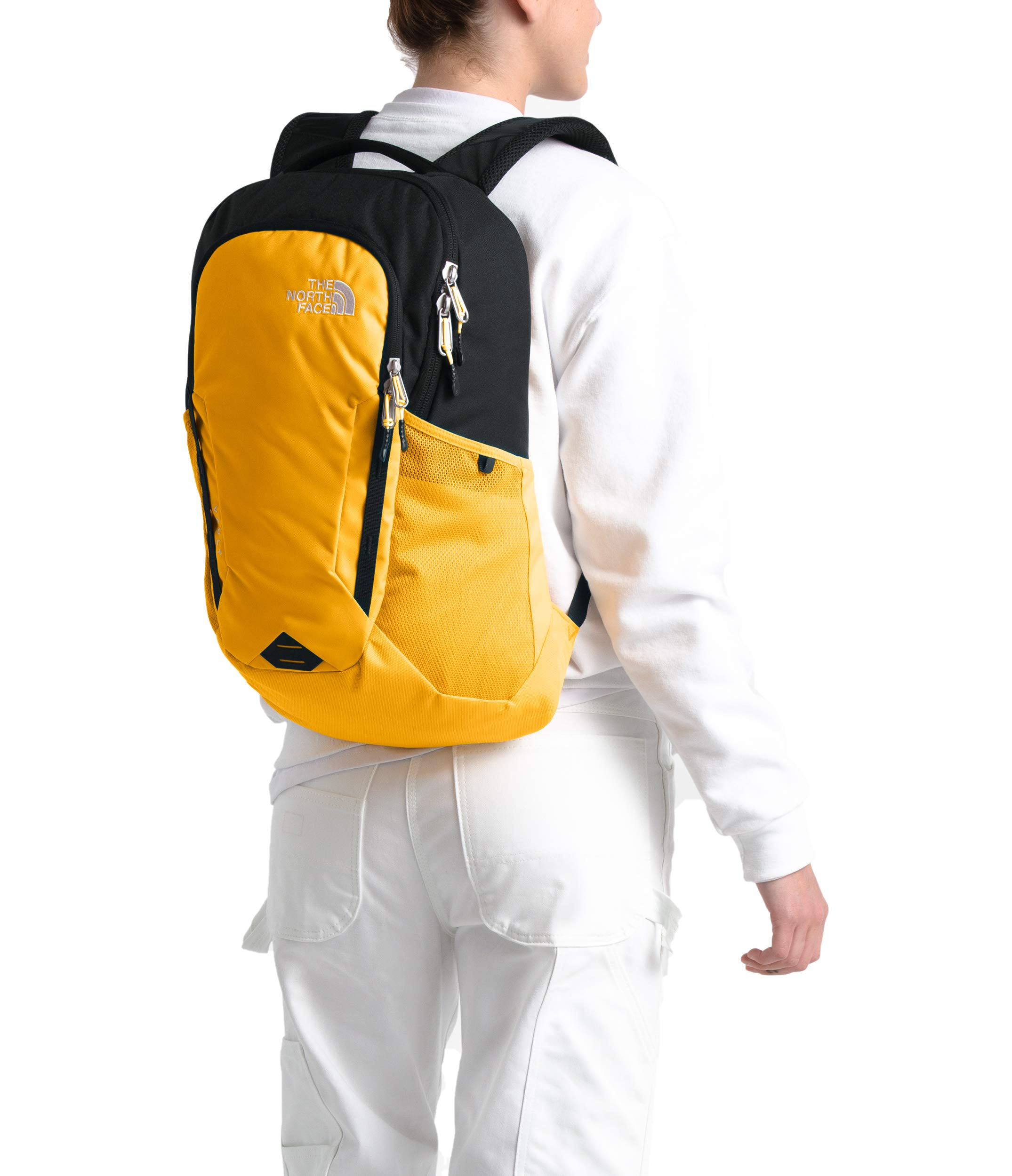 The North Face Vault Backpack, TNF Yellow/TNF Black by The North Face