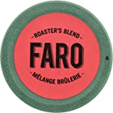 Faro Roaster's Blend, Medium Roast Coffee, 100% Compostable Rainforest Alliance Single Serve Cups for Keurig K-Cup Brewers.