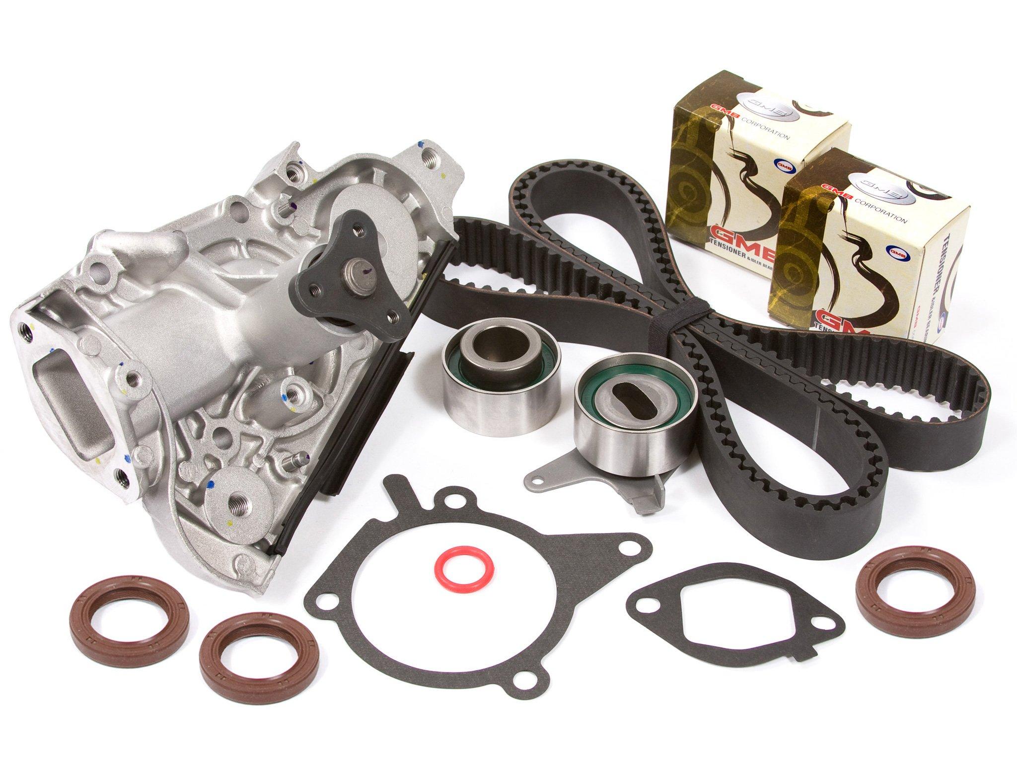Mazda Protege 16 Parts Timing Belt Kit 05 6 Evergreen Tbk179wpt2 94 Miata Mx 3 Kia Sephia 18 Dohc
