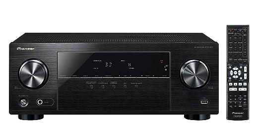 6 opinioni per Pioneer VSX-430-K Sinto-Amplificatore 3D, 5x130W, Su6Ohm, Nero/Antracite