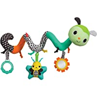 Infantino Spiral Activity Toy Caterpillar