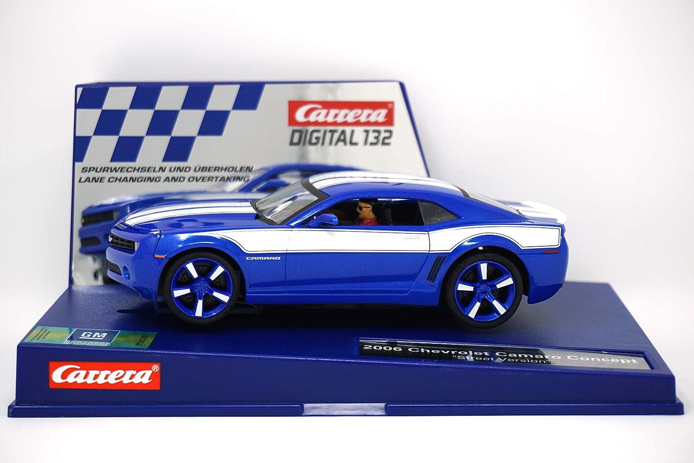 [カレラアメリカ]Carrera USA Carrera Digital 132 Camaro Concept Car 30687 [並行輸入品] B00XNZU07W