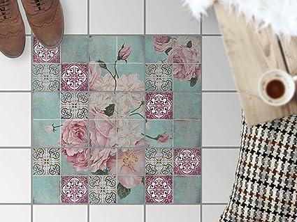 Stickers piastrelle idfiaf piastrelle mattonelle di mosaico