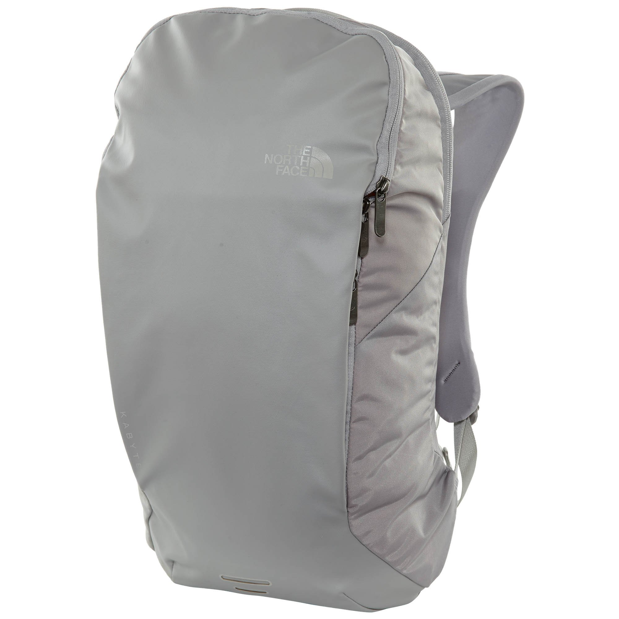 The North Face Womens Kabyte Transit Backpack Metallic Silver by The North Face