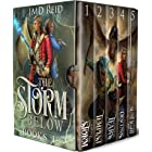 The Storm Below Box Set: The Complete Epic Fantasy Series