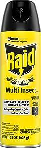 Raid SC Johnson Multi Insect Kille, Gold