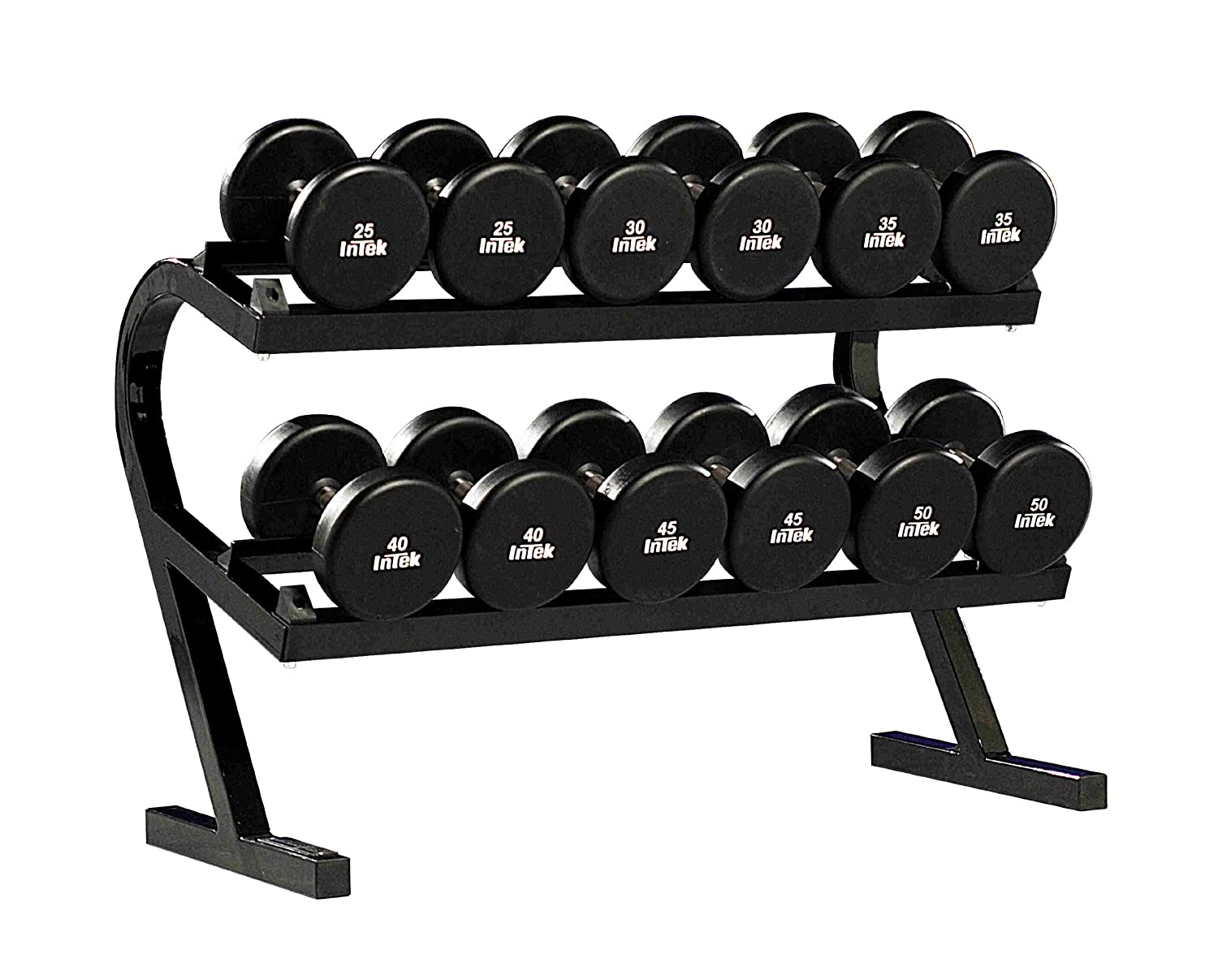 Powertec Fitness P-DR Two-Tier Dumbbell Rack