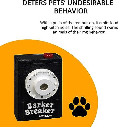 All-Purpose Pet Trainer Amtek BB1 Original Barker Breaker