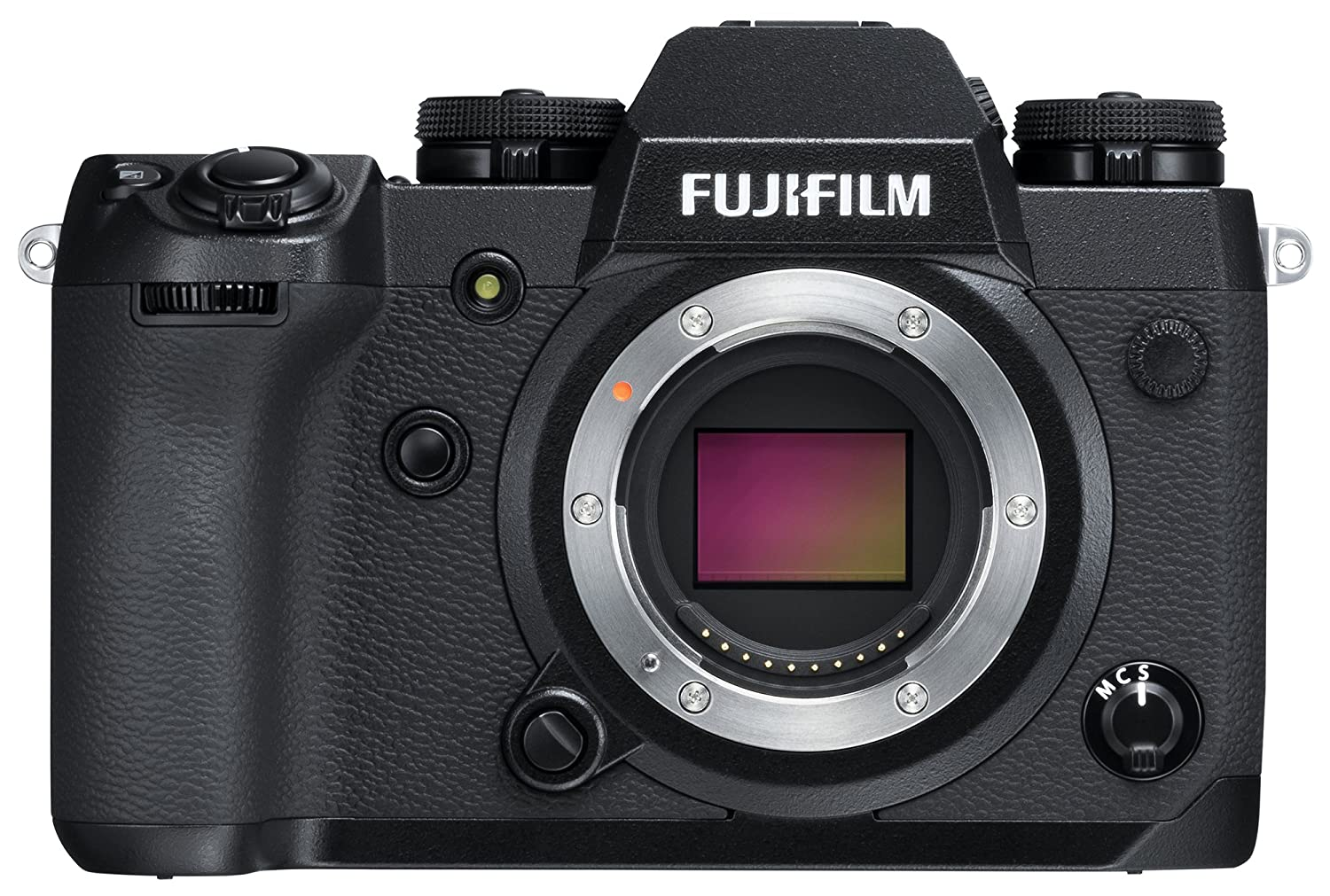 Amazon.com : Fujifilm X-H1 Mirrorless Digital Camera (Body Only) : Camera &  Photo