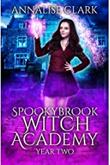 Spookybrook Witch Academy: Year Two Kindle Edition