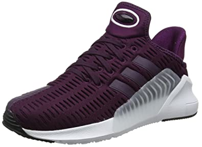adidas Climacool 02/17, Baskets Femme, Violet (Red Night/Red Night/Footwear White), 38 EU
