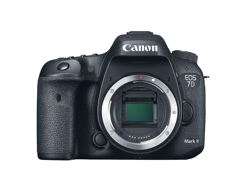 Canon EOS 7D Mark II Digital SLR Camera Body Wi-Fi Adapter Kit 9128B126
