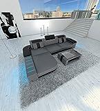 Design Sofa BELLAGIO LED L Shaped