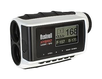 Gps Entfernungsmesser : Bushnell gps entfernungsmesser hybrid golf weiß amazon sport