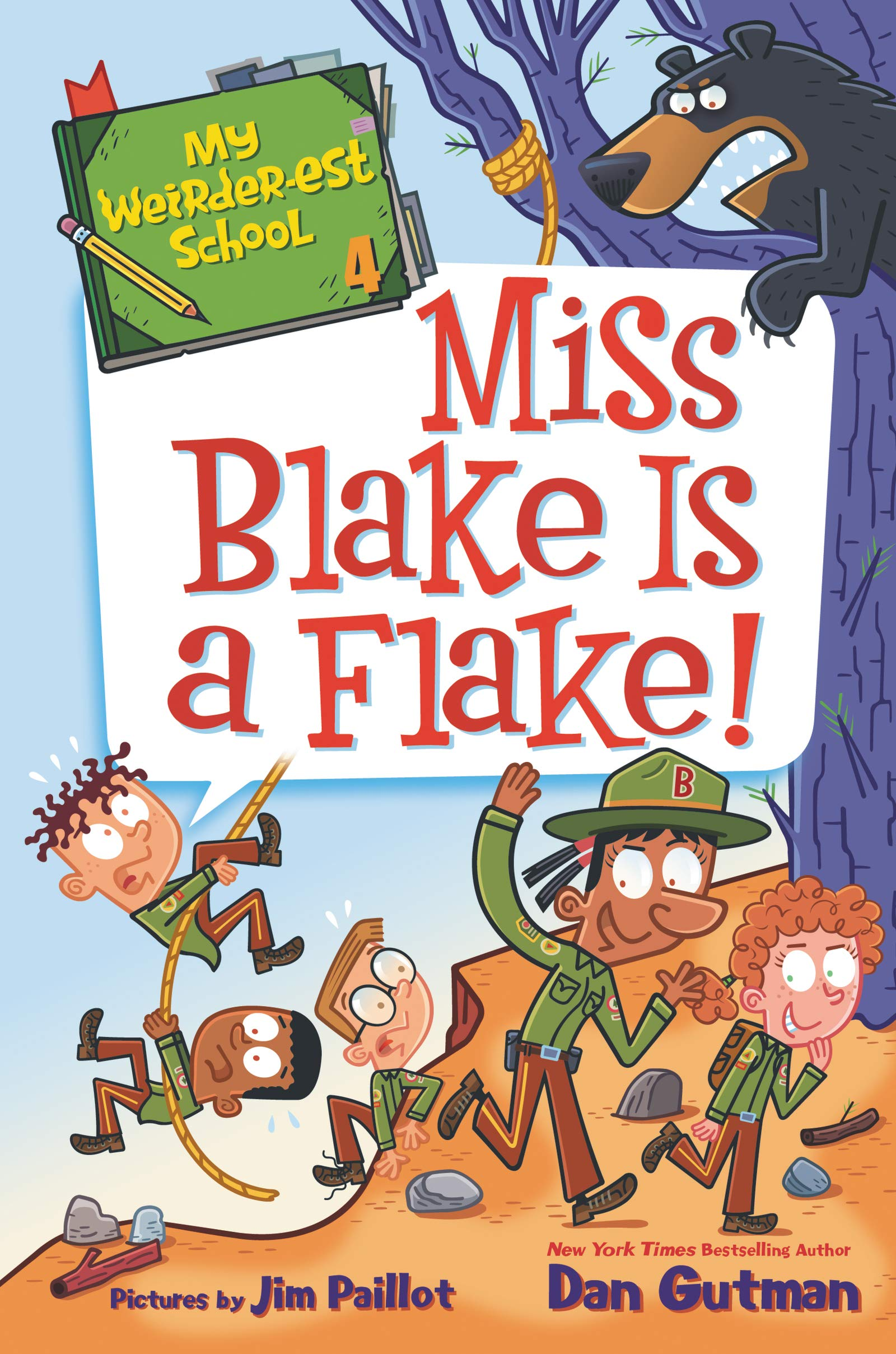 Image result for my weird school miss blake