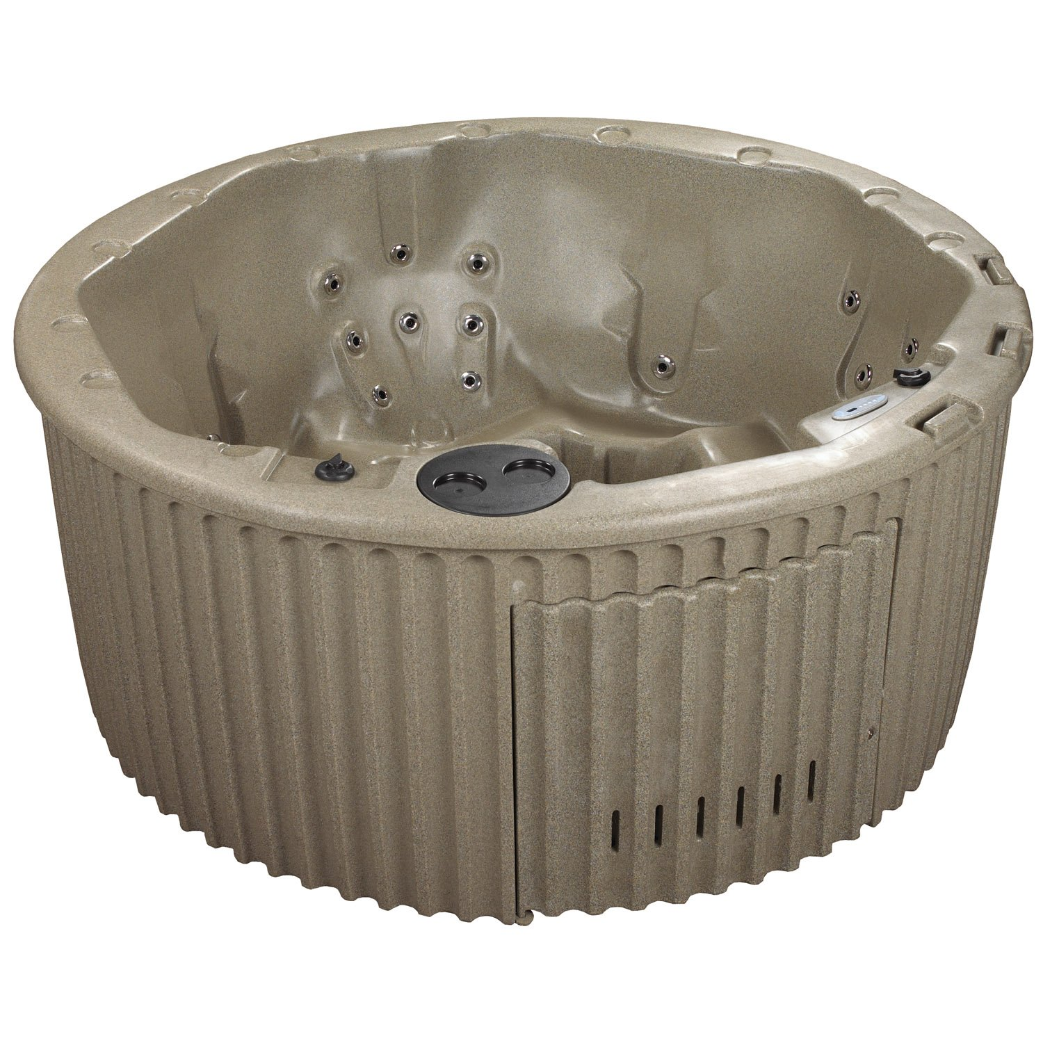 1.Essential 20-Jet Arbor Hot Tub