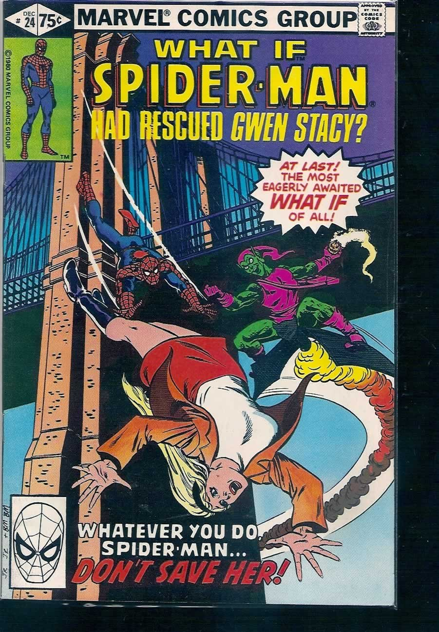 What If? No. 24: What If Spider-Man Had Rescued Gwen Stacy: Amazon.com: Books