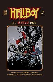 Hellboy e o B.P.D.P. 1953