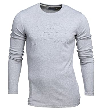KAPORAL Tee-shirts manches longues - DOCK - HOMME  Amazon.fr  Vêtements et  accessoires c1eb22ba3473