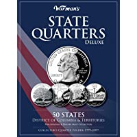 State Quarters 1999-2009 Deluxe Collector's Folder: District of Columbia and Territories...