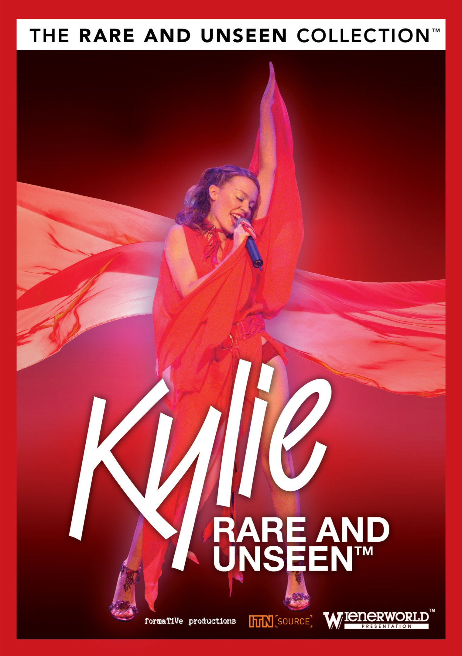 DVD : Kylie Minogue - Kylie Minogue: Rare and Unseen (DVD)