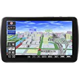 パナソニック カーナビ ストラーダ CN-F1DVD 無料地図更新 フルセグ/VICS WIDE/SD/CD/DVD/USB/Bluetooth 9型 CN-F1DVD