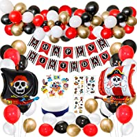 SPECOOL Decoraciones de Fiesta de cumpleaños Pirata