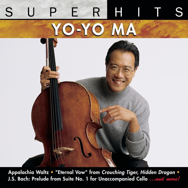 Yo Yo Ma - Super Hits by SBME SPECIAL MKTS.