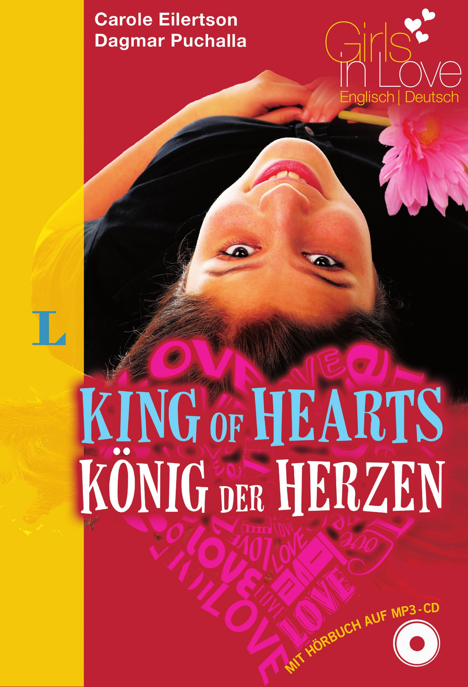 King of Hearts - König der Herzen - Buch + Hörbuch (MP3-CD) (Girls in Love)