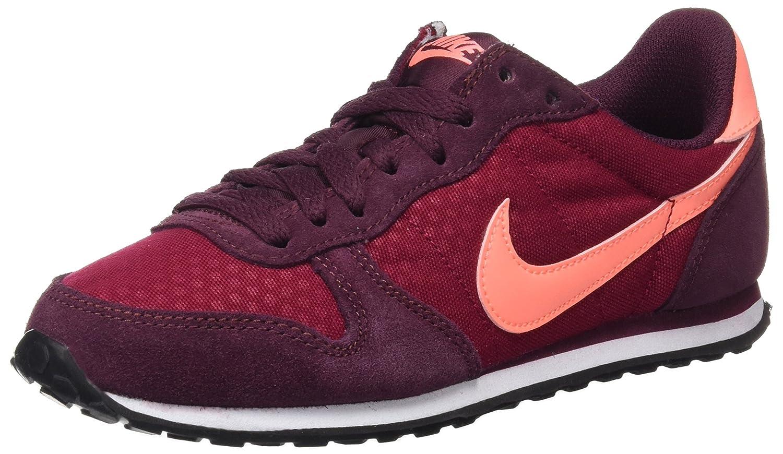 Nike Damen 644451-660 Sneaker Schwarz