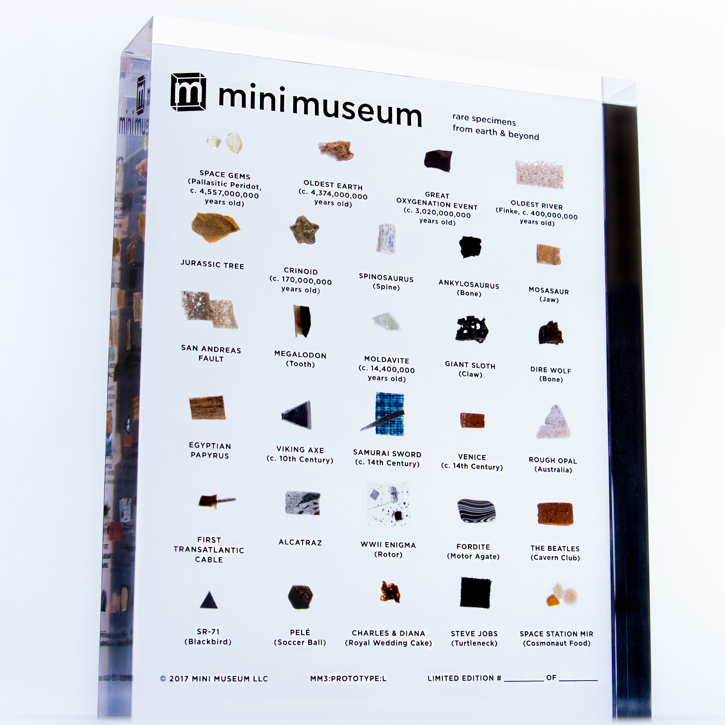 Mini Museum | Science and History Collection | 29 Specimens by Mini Museum (Image #4)
