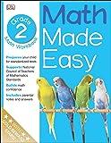 Math Made Easy: Second Grade Workbook (Math Made Easy)
