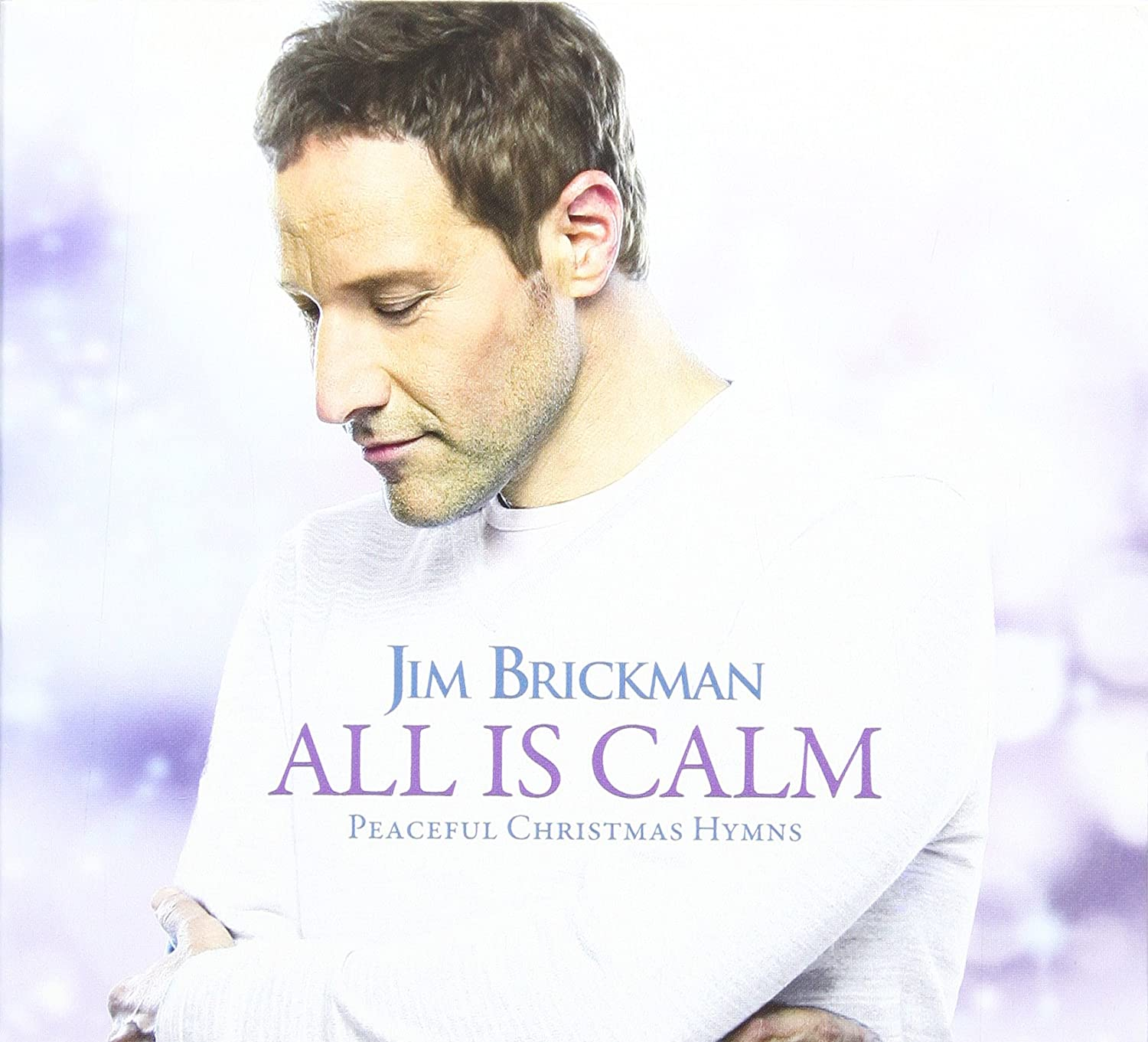 Jim Brickman - All Is Calm Peaceful Christmas Hymns LIMITED EDITION ...
