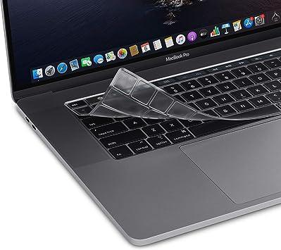 Moshi ClearGuard - Protector de Teclado para MacBook Pro 13/Pro 16 (2019-2020/EU)
