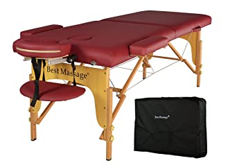 uk sections folding table portable aosom beauty health homcom massage co