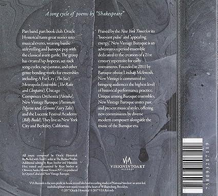 Passionate Pilgrim Oracle Hysterical New Vintage Amazonde Musik