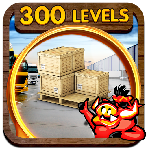 Top Warehouse - Hidden Object Challenge # - Warehouse Find