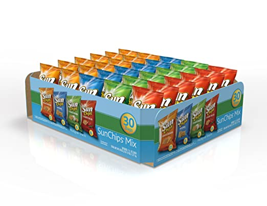 SunChips Variety Pack 30-Count...