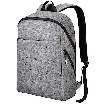 be74c63d86b37 REYLEO Rucksack Herren und Damen 15.6 Zoll Laptop Tasche leichtgewichtiger Business  Backpack mit viel Stauraum für