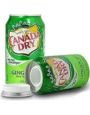 Canada Dry Ginger Ale Diversion Safe Stash Can