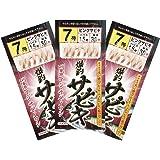 RISEWAY(ライズウェイ) ピンクスキンサビキ 3枚組 7号