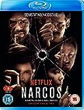 Narcos Season 1 & 2 [Edizione: Regno Unito] [Blu-ray] [Import italien]