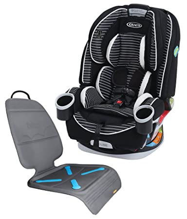 Graco 4Ever All In One Convertible Car Seat With Protector Studio