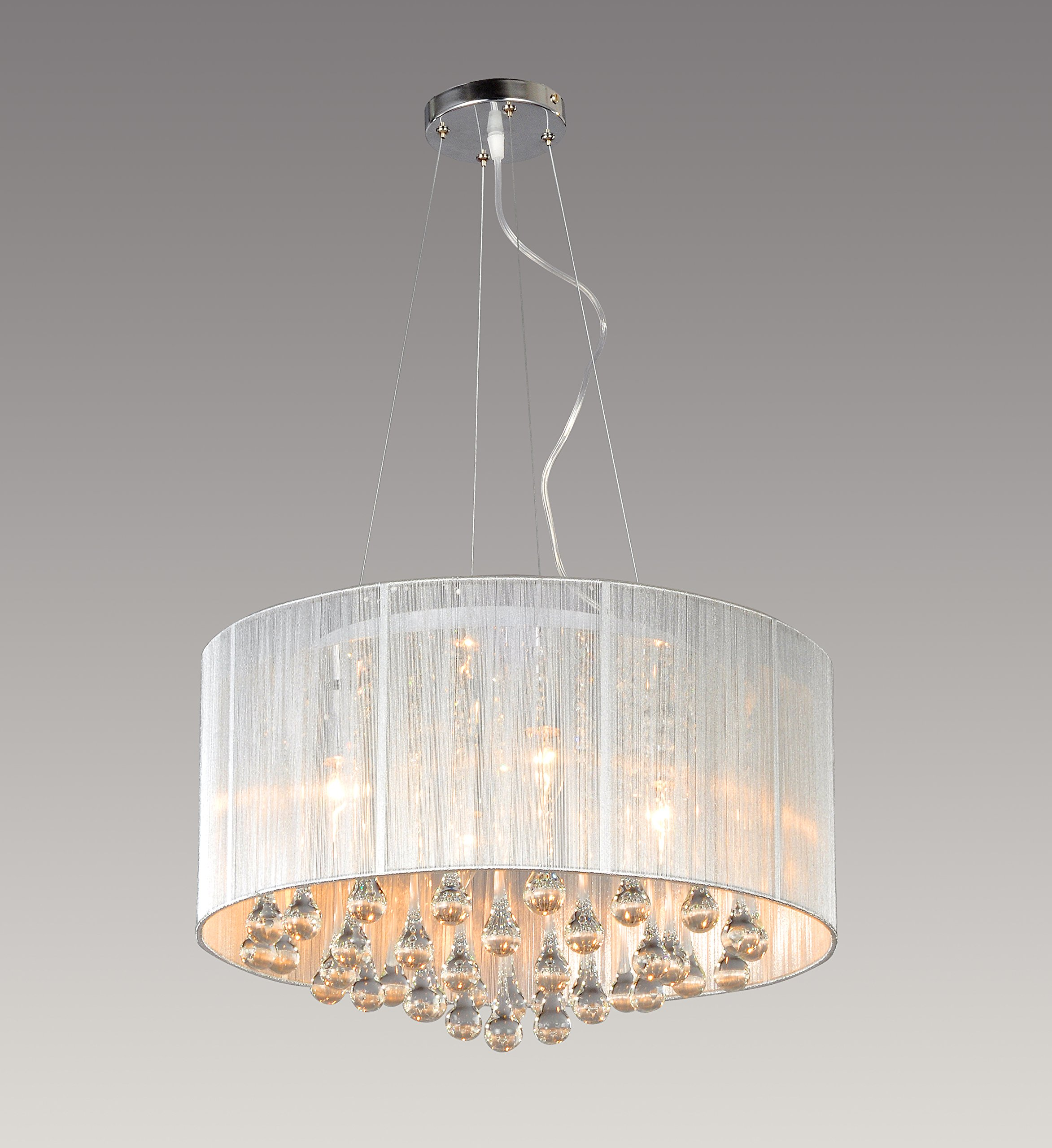 maso home MS-29021 Acrylic and Wring line Pendant Light