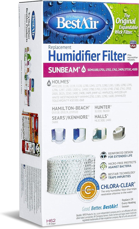 BestAir Humidifier Filter