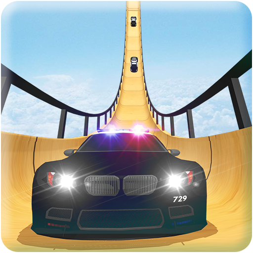Racing Ultimate (US Police Mega Ramp Car Stunts)